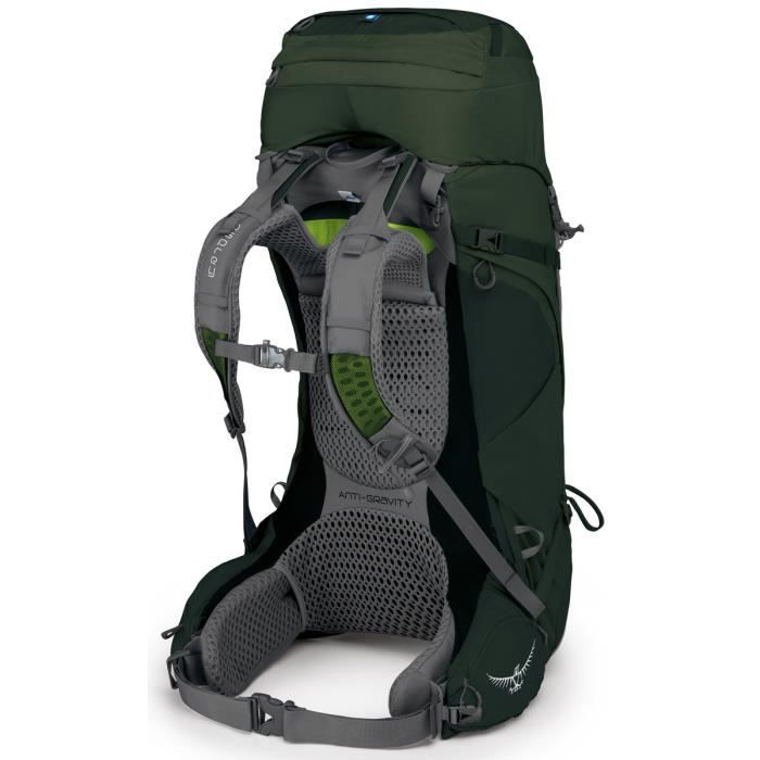Osprey Sac à dos Aether AG 60 Homme Adriondack Green