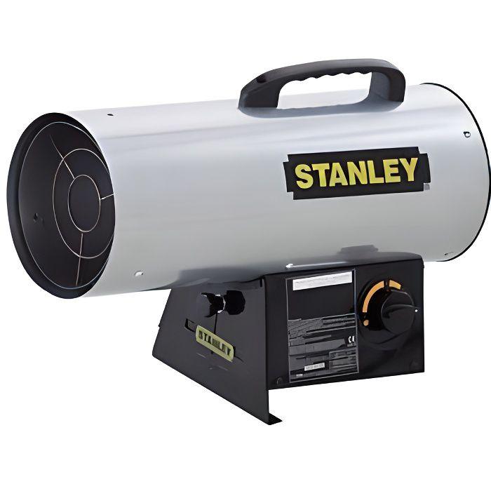 Générateur d'air chaud à gaz 17,6kW Stanley ST 60V-GFA-E