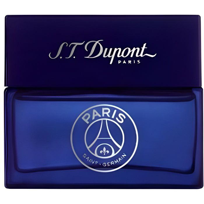 S.T. Dupont Paris Saint-Germain PSG Eau De Toilette 50 ml