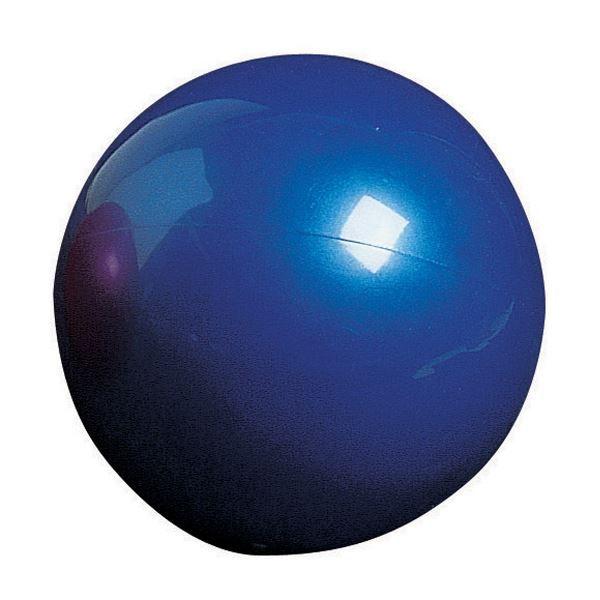 Ballon de manipulation en PVC 180 cm Bleu