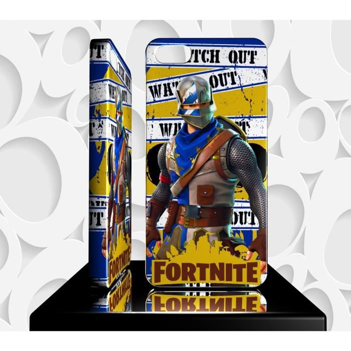 Coque Design Iphone 6 6S COLLECTION JEUX VIDEOS FORTNITE 030