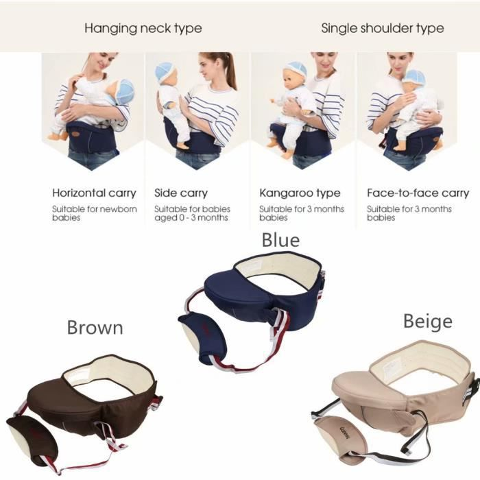 Portable Coussin de siège des Bébés, Coussin