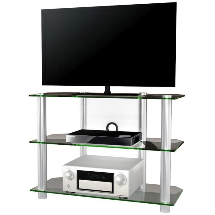onata xxl meuble tv hifi video commode rangement verre achat vente meuble tv onata xxl. Black Bedroom Furniture Sets. Home Design Ideas