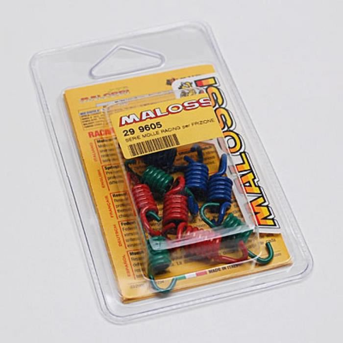 Ressorts dembrayage Malossi pour moteurs avec matelas
