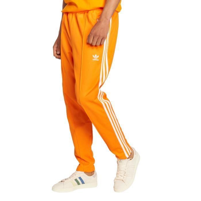 adidas jogging orange