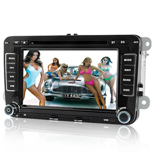 autoradio lecteur dvd 7 avec gps tnt volkswagen achat vente autoradio autoradio lecteur. Black Bedroom Furniture Sets. Home Design Ideas
