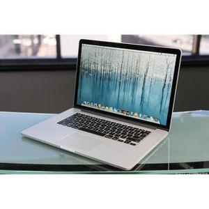 PC RECONDITIONNÉ Macbook Pro (fin 2013)