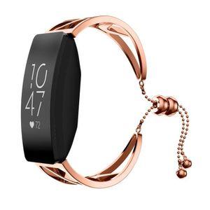 MONTRE 16MM Bracelet de rechange en acier inoxydable pour