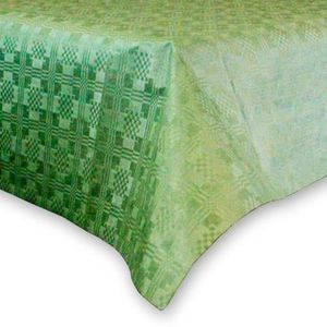 NAPPE DE TABLE Green Paper Tablecover – 90cm x 90cm