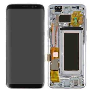 ECRAN DE TÉLÉPHONE Lcd Display & Touch Digitizer + Frame For Samsung