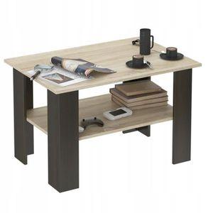TABLE BASSE OSLO  1| Table basse contemporaine salon-bureau av