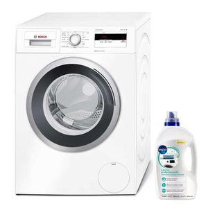 LAVE-LINGE BOSCH Lave-Linge Frontal Blanc 8KG A+++ 1400trs/mi