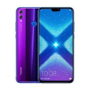 SMARTPHONE Honor 8X  64Go+128Go Duable SIM Smartphone- Bleuvi
