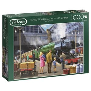 PUZZLE Puzzle 1000 Pièces - FLYING SCOTSMAN - Falcon de L
