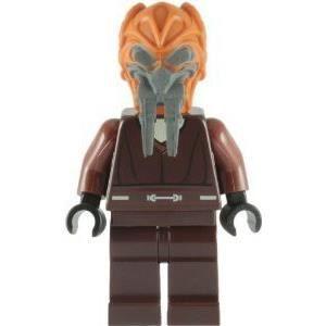 ASSEMBLAGE CONSTRUCTION LEGO Star Wars: Plo Koon Mini-Figurine