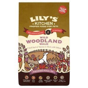BOITES - PATÉES Lilys Cuisine sauvage Woodland Walk Grain sans nou