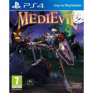 JEU PS4 Medievil Jeu Playstation 4