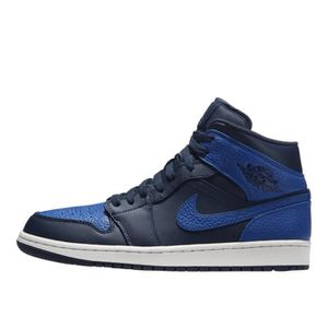 BASKET Baskets Nike Air Jordan 1 Mid - 554724412
