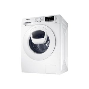 LAVE-LINGE Samsung WW80K4430YW Machine à laver pose libre lar