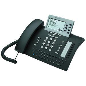 Téléphone fixe Tiptel 275, Analog-DECT telephone, Haut-parleur, 3