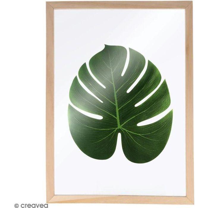 Cadre herbier déco Artemio - 21 x 29,7 cm