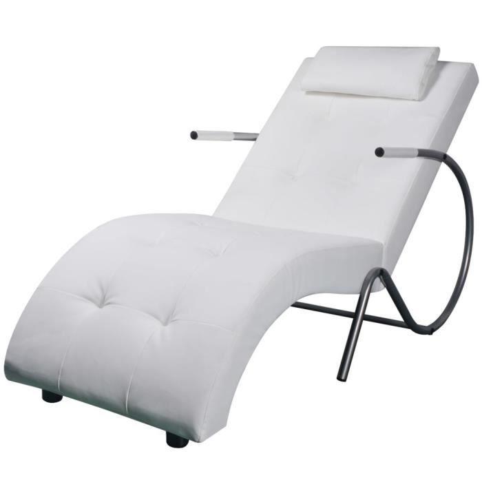 Ergonomique Chaise longue Méridienne Haute qualité & Confort - Chaise de Relaxation Fauteuil de massage Relax Massant ®IETULE®