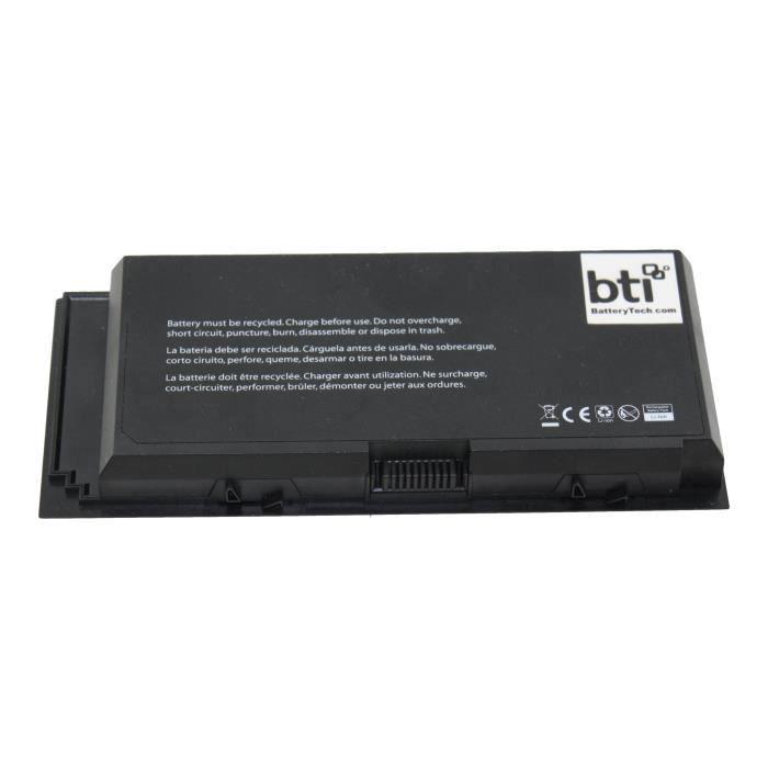 Origin Storage Batterie Lithium ion 10,8 V 5600 Mah 6 cellules Noir