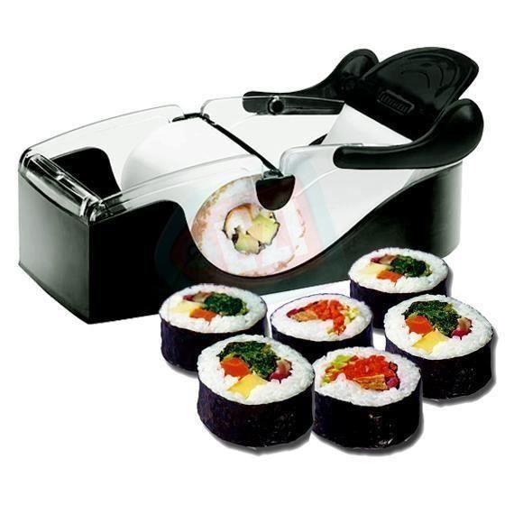 Machine SUSHI MAKER PERFECT ROLL Sushi Rouleaux de printemps Makis