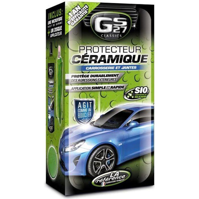 Protecteur céramique carrosserie & jantes - GS27