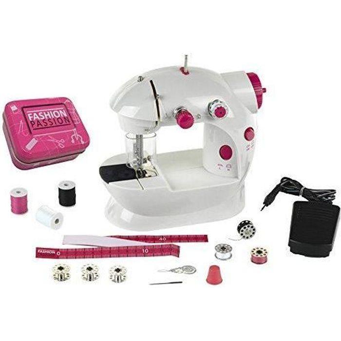 Klein - 7901 - Loisirs créatifs - Machine à coudre pour enfants Fashion Passion