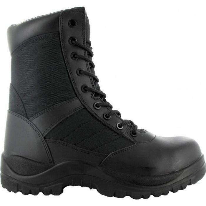 Chaussures MAGNUM CENTURION 8.0 Coquées 1 ZIP noir