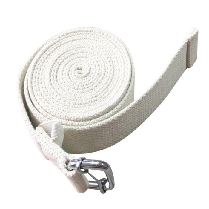 Ceinture 1Pc Durable sûre pratique Accessoire de yoga pour le gymnase PACK PRODUITS DE FITNESS - PACK PRODUITS MUSCULATION