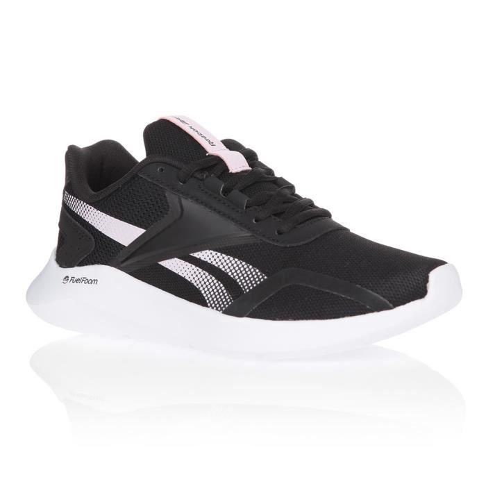 REEBOK Chaussures de running Energylux2 - Femme - Noir/rose