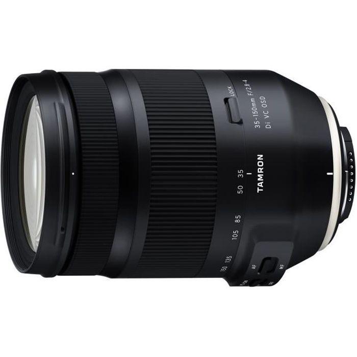 Tamron 35-150mm f/2.8-4 Di VC OSD Nikon - Objectif transtandard stabilisé pour reflex plein format (monture Nikon) ( Catégorie :