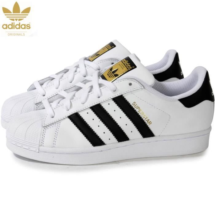 Adidas Blanc Superstar Femme Originals Fondation C77154 Achat UnpUCqO