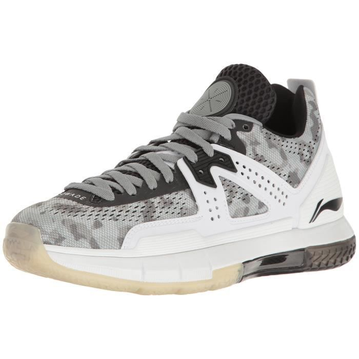 Wow 5 Gris Camo Chaussures De Basket Ball Lt6ff Taille 38 1 2 Prix Gttyuyid-072700-5575227 Chaussures Tendance