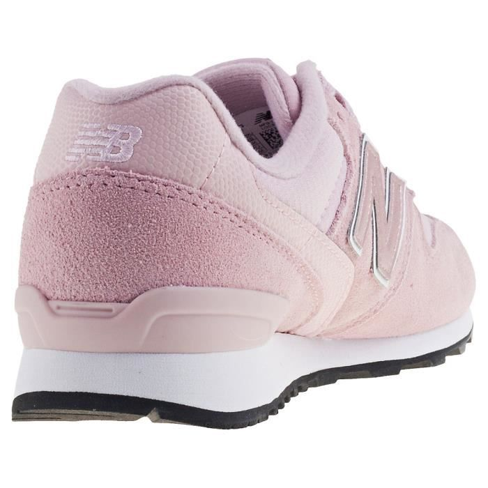 New Balance Wr996 Classic Wide Femmes Baskets Blush Rose - 5 UK