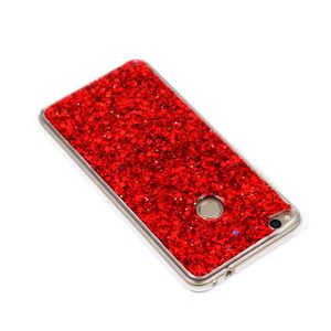 coque huawei p8 lite 2017rouge