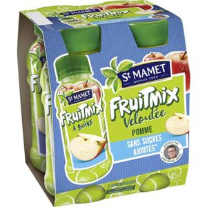 SAINT MAMET FruitMix SSA Pomme - Lot de 3