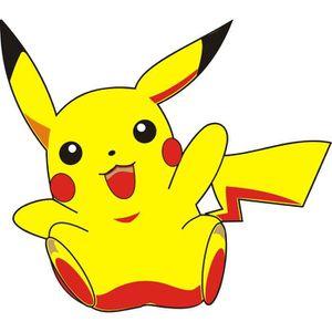 STICKERS sticker Autocollant enfant Pikachu 15131 (Largeur