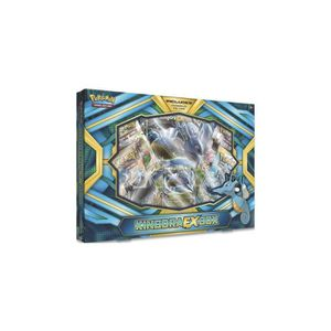 CARTE A COLLECTIONNER Coffret Kingdra Ex Box - Asmodee - Version Anglais