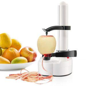 Automatique électrique fruits pomme poire éplucheur à pommes de terre Cutter Trancheuse Cuisine