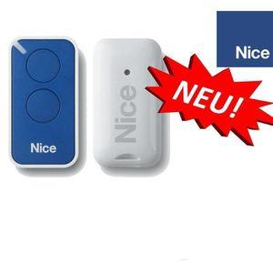 ONE NICE INTI2L T/él/écommande 2 canaux /à code tournant 433,92/Mhz Lilas Compatible avec /émetteurs FLOR-S INTI FLORE