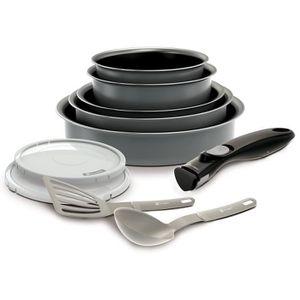 BATTERIE DE CUISINE BACKEN 181002 -Set de poêles et casseroles -10 Piè