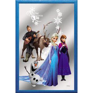 MIROIR Miroir La Reine des neiges Les personnages impress