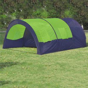TENTE DE CAMPING Tente dôme familiale 6 places Model1
