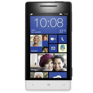 SMARTPHONE HTC WINDOWS PHONE 8S NOIR-BLANC SUPER