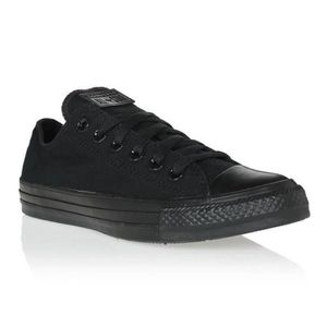 BASKET CONVERSE ALL STAR CHUCK TAYLOR MONO OX NOIR