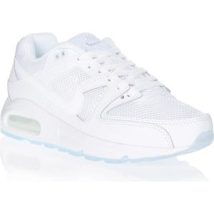 BASKET NIKE Baskets Air Max Command Blanc Homme