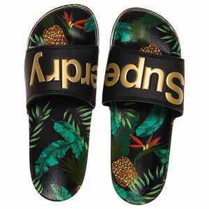 TONG chaussures femme tongs superdry beach slide. claqu